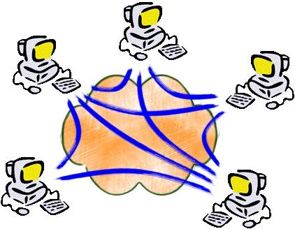 Файлообменная сеть